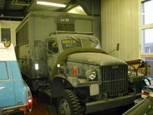 GMC CCKW 353 Oldtimer Army mili