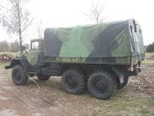 1990 ZIL 131 6x6 russian milita