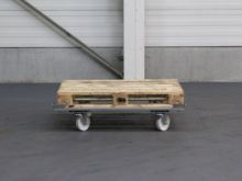 Used Palletkar hand
