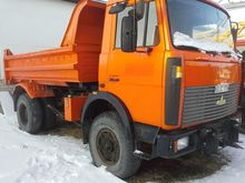 2003 MAZ tipper for p