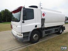 2003 DAF fuel truck i