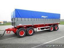 3-VEJS tipper trailer