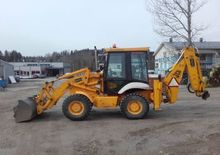 2005 Jcb 2CX in Finla