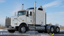 2011 KENWORTH T800 HIGHWAY