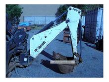 Used Bobcat 709 Back