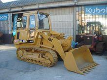 1986 Caterpillar 943 Track Load