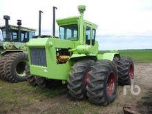 Steiger Bearcat 4WD Tractor
