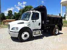 1999 Ford F800 Dump Truck (S/A)