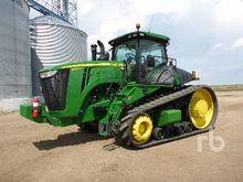 2013 John Deere 9460RT Track Tr