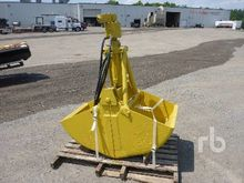 32 In. Clamshell Bucket Crane A