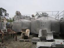 Tank, 4, 000 Gallon, S/st, Jkt,
