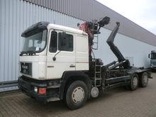 Used 1995 MAN F09 26