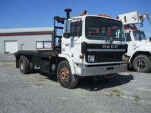 1985 MACK MIDLINER MS200 Single
