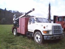 1996 FORD F800 SD, #25453