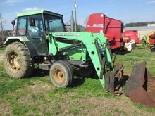 DEUTZ Fahr 6260 Tractors