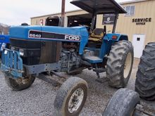 1995 FORD 6640 Tractors