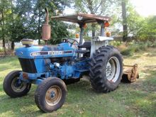 1994 FORD 4630 Tractors