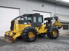 2012 CATERPILLAR 525C Log Skidd