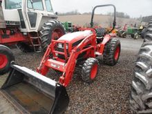 2013 KIOTI DS3510 Tractors