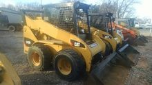 2013 Caterpillar 242b3 Skid Ste