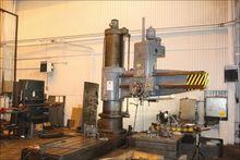 KOLB radial drill in