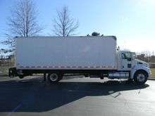 2012 KENWORTH T270 BOX VAN