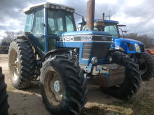 1992 Ford 8630 in Ede
