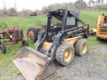 Used Holland LX665 T