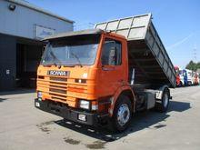 1988 Scania 112 - 360 Tipper tr