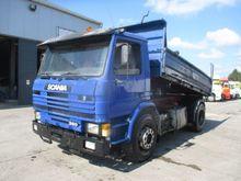 1995 Scania 113-360 Tipper truc