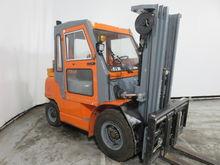 2005 Hangcha FD45 Forklift