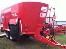 2012 Trioliet Solomix 2400L ZK-