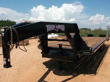 2014 Texas Bragg 24+5 BLACK TRA