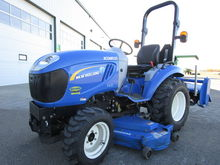 2012 New Holland Boomer 25