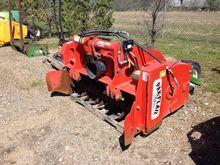Rears cane shredder