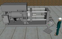 550 Ton HPM Horizontal Hydrauli