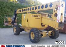 2016 GROVE Manlift / AMZ 68 XT