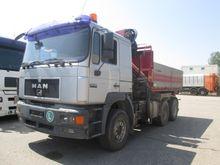 Used 1999 MAN 33.463