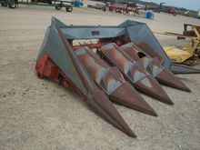 GLEANER 4X CORN HEAD