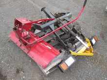 Fisher Minute Mount Snow Plow H