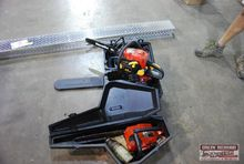 (2) Homelight Chainsaws