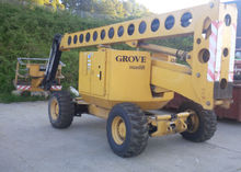 1999 GROVE Manlift / AMZ 68 XT