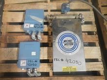 MICRO MOTION DS 150 FLOW METER,