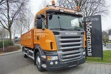 2009 Scania R480 Cr 19 Tipper T