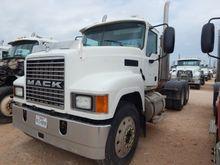 2007 Mack CHN613 Tandem Axle Se