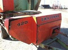 Used OWATONNA MFG CO