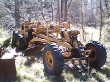 1961 Caterpillar 12E