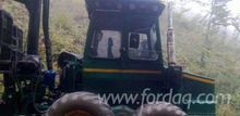 timberjack Forest Tractor in Ro
