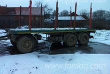 2011 KONTEX Moving-Floor Traile