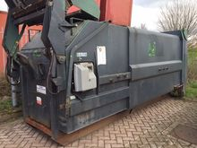 Kiggen PD 726 Pressing containe